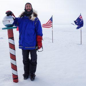 Antarctic expedition success
